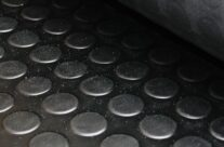 Round Stud rubber mat